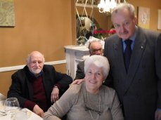 2016 Mother's Day Luncheon M Fratti-F Gardaphe-C Berns- Hon. D Massaro 1