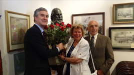 # 8 CG Visits GMM to celbrate Festa della Republica