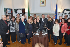 DaVinci Award Reception for Dr Robert Gallo-Jan 12 2016