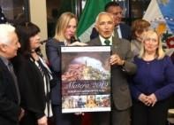 October 2019 - Queens Borough President Melinda Katz Rubin and IHCC Board, Joseph DiPietro, Cav. Joan Marchi Migliori, Comm. Joseph Sciame, and Nancy Indelicato.